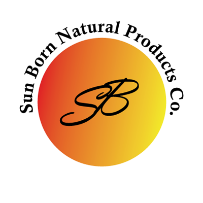 sun born natural products logo